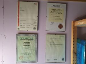 Health and Safety courses hampshire